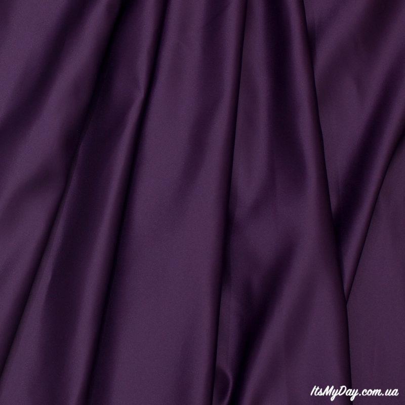 Атлас фиолетовый
