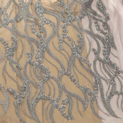 гипюр на вечернее платье
