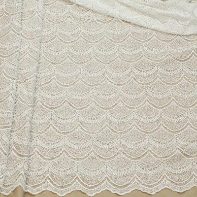 ткань на свадебное платье киев