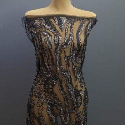 напыление на платье